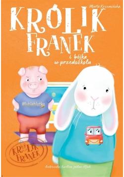 Królik Franek i bójka w przedszkolu