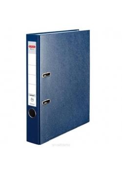 Segregator A4 5cm PP niebieski Q file