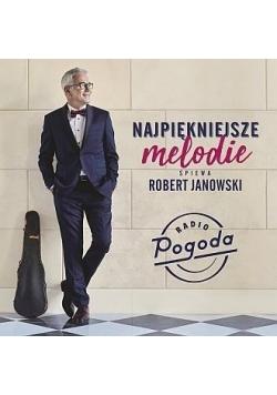 Najpiękniejsze przeboje śpiewa Robert Janowski CD