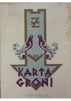 Karta Groni, nr XIV