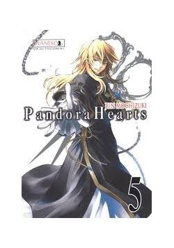 Pandora Hearts: tom 5