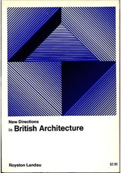 New directions in British Architecture