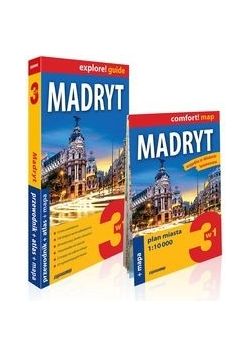 Madryt explore! guide, Nowa