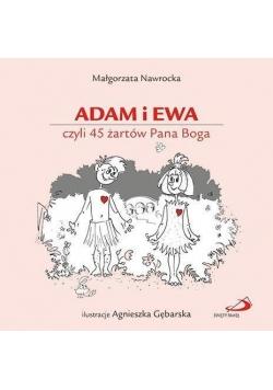 Adam i Ewa, czyli 45 żartów Pana Boga