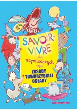 Savoir-vivre dla najmłodszych, czyli zasady towarzyskiej ogłady