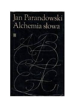 Alchemia słowa