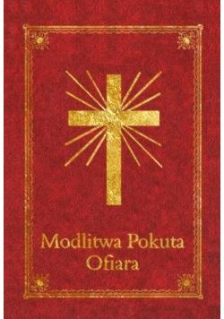 Modlitewnik - Modlitwa Pokuta Ofiara