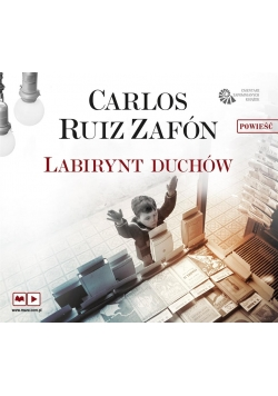 Labirynt duchów (audiobook)