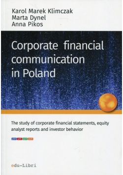 Corporate financial communication in Poland
