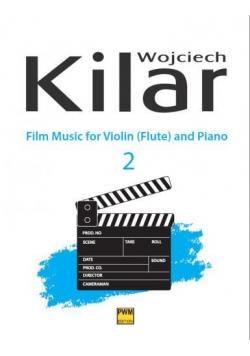 Muzyka filmowa na skrzypce (flet) i fortepian 2
