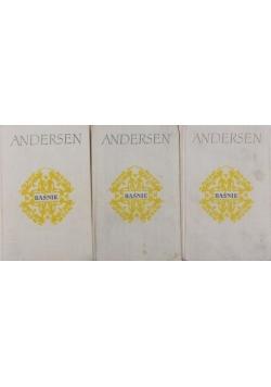 Andersen Baśnie, tom I-III