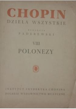 Chopin dzieła wszystkie VIII Polonezy, 1949 r.