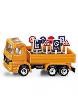 Siku 13 - Ciężarówka służby drogowej S1322