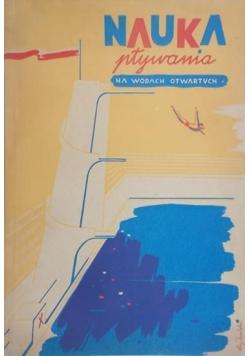 Nauka pływania na wodach otwartych. R. 1948