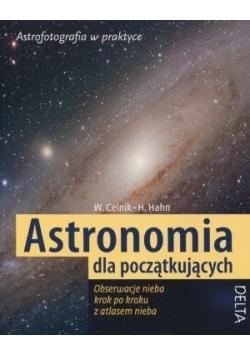 Astronomia dla początkujących. Obserwacje nieba...