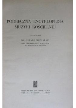 Podręczna encyklopedia muzyki kościelnej