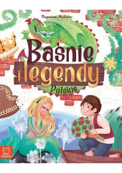 Baśnie i legendy polskie BR