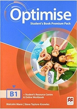 Optimise B1 SB Premium MACMILLAN