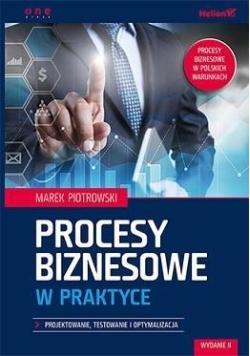 Procesy biznesowe w praktyce w.II