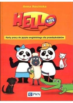 Hello Kids Karty pracy PWN
