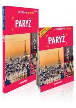 Explore!guide Paryż mapa