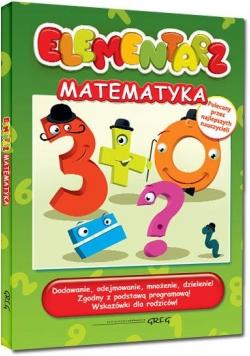 Elementarz - Matematyka BR GREG