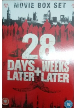 28 days later + 28 weeks later, movie box set
