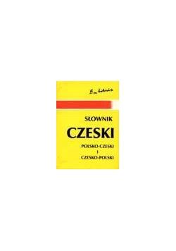 Mini słownik pol-czes-pol EXLIBRIS