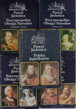 Rzeczpospolita Obojga Narodów, zestaw 5- książek