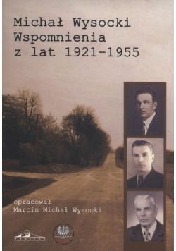 Wspomnienia z lat 1921-1955