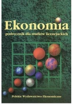 Ekonomia podręcznik dla studiów licencjackich