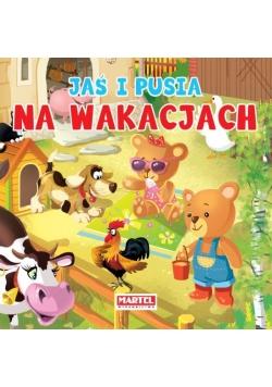 Jaś i Pusia - Na wakacjach