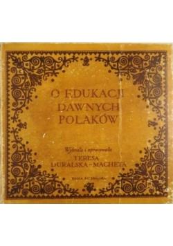 O edukacji dawnych Polaków