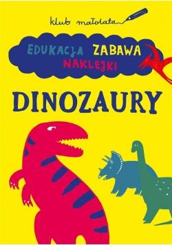 Klub Małolata. Dinozaury