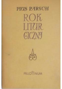 Rok liturgiczny, Tom I