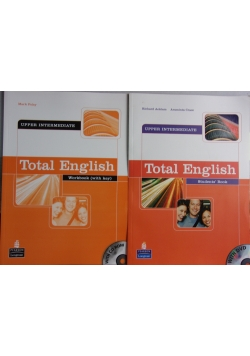Total English, Workbook / student's book