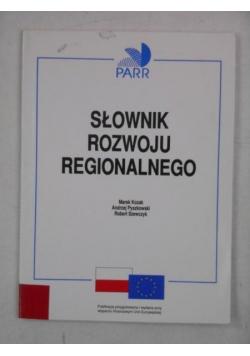 Słownik rozwoju regionalnego