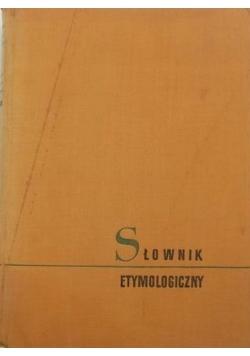 Słownik - etymologiczny - języka - polskiego