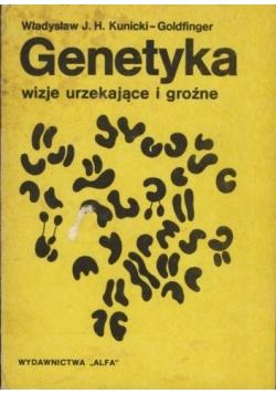 Genetyka - wizje urzekające i groźne