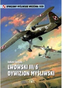 Dywizjon Myśliwski III/6  Lwowski