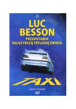 Taxi trylogia, płyta DVD