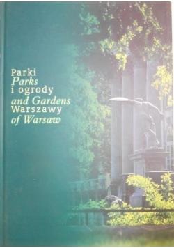 Parki i ogrody Warszawy