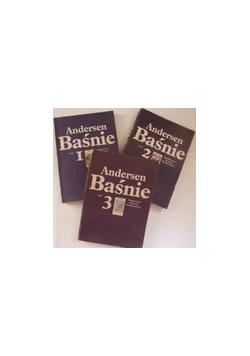 Baśnie, zestaw trzech książek