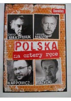 Polska na cztery ręce