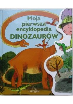 Moja pierwsza encyklopedia dinozaurów