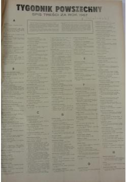 Tygodnik powszechny, 50 numerów