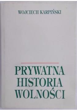 Prywatna historia wolności