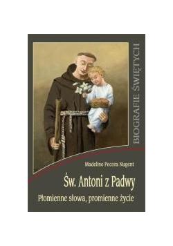 Biografie świętych - Św. Antoni z Padwy