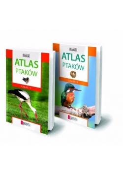 Atlas ptaków cz 1-2