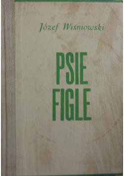 Psie figle, 1939r